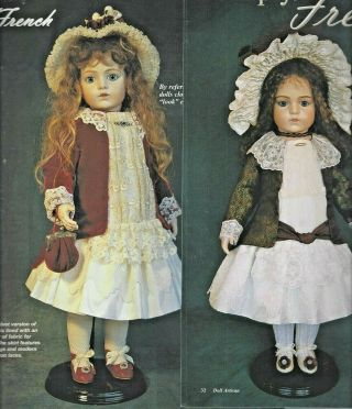 """24 """" Antique French Bebe Doll@1880"""