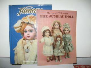 Antique French Jumeau Dolls 2 Books