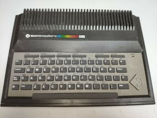 Commodore 116 Pal Rare