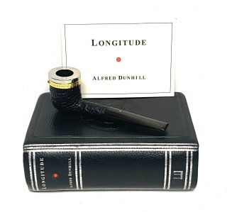 Dunhill Longitude Limited Edition Pipe (1999) Very Rare - / Unsmoked