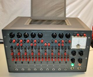 Very Rare Heathkit Ec - 1 Analog Computer Museum Quality Ships Worldwide