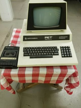 Commodore Pet 2001 - 16n Personal Computer