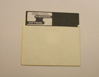 Rare Dungeon Campaign / Wilderness Campaign Disk By Synergistic For Apple Ii