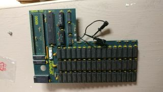 Spirit Technologies Inboard 1.  5mb Ram For Amiga 1000