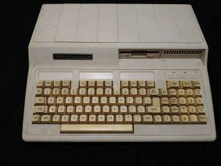 Vintage Tandy 1000 Hx Personal Computer 25 - 1053a