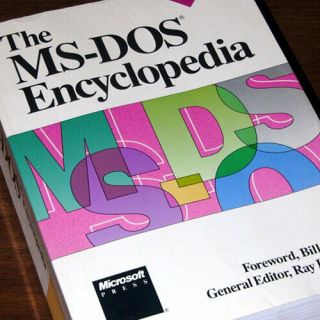 1980s Ms - Dos 1.  0 Encyclopedia Mits Altair 8800 Ibm 5150 Bill Gates Intel 4004