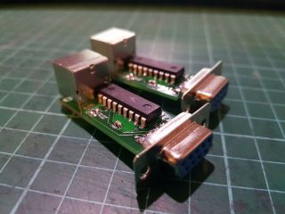 Amiga Ps/2 Mouse Adapter