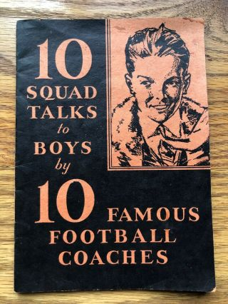 10 Squad Talks To Boys By 10 Famous Football Coaches