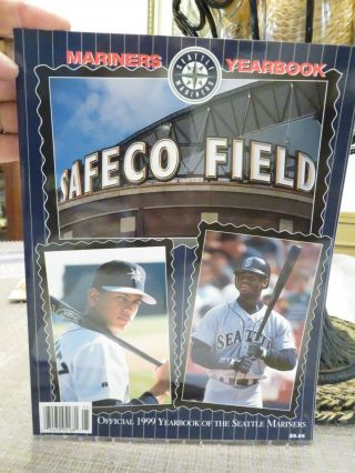 Seattle Mariners 1999 Yearbook