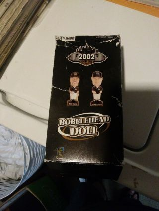 2002 Roger Clemens Subway Series Sga York Yankees Bobblehead Jabs