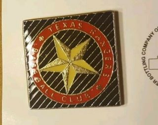 ⚾️ Texas Rangers Collectors Fan Pin,  Series Arlington Stadium