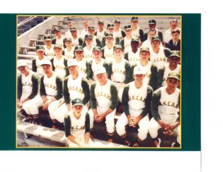 1968 Oakland Athletics A