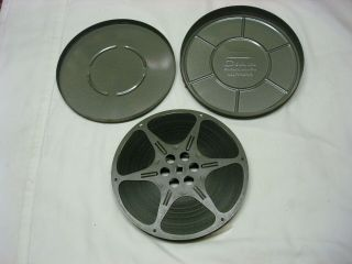 "Vintage 16mm Movie Official Films ""latin Novelties "" B&w W/sound Film 1947"