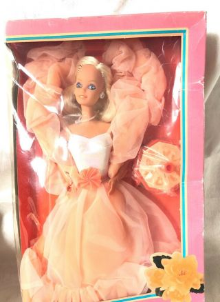 Vintage Barbie Peaches N Cream Doll No 7926 Spanish Foreign Exclusive Congost