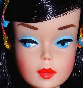 Rare Vintage Midnight High Color Color Magic Barbie Doll Stunning