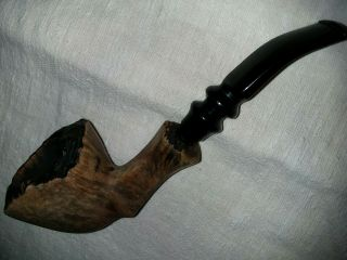 Vintage Ben Wade Pipe,  Hand Made Denmark,  Freehand,  & Smoked