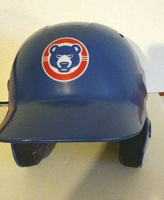 South Bend Cubs Minors Chicago Cubs Game Minor League Batting Helmet Champs