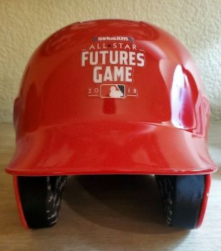 Kyle Lewis Game Helmet 2018 Futures Game Mariners Prospect