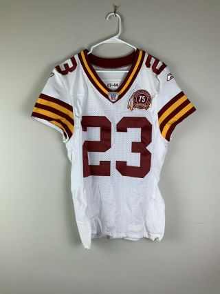 Washington Redskins Team Issued Football Jersey 23 Stoutmire