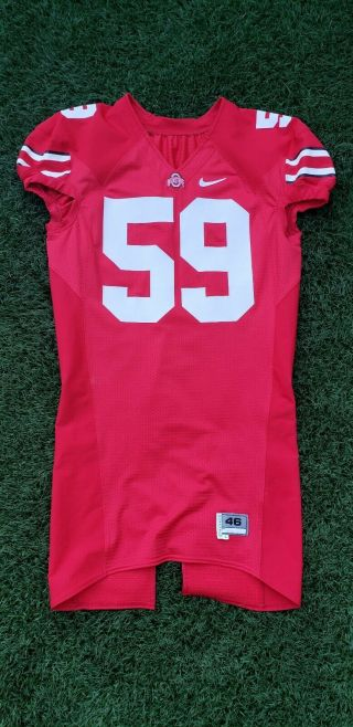 Osu Ohio State Football Game Jersey 59