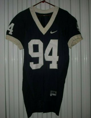 Penn State Nittany Lions - Football - Vintage Nike Game Team Issued Jersey 94