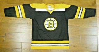 Bobby Orr Game Issue Salesman Sample?? Jersey
