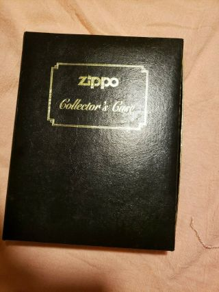 Zippo Ligter Collector