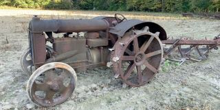 1920 Antique Fordson Tractor