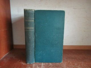 Old Confessions Of Saint Augustine Book 1885 God Religion Catholic Theology Work