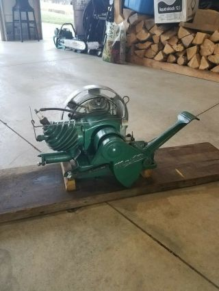 """Antique Maytag Model 31 Hit And Miss Gas Engine Older Restore """" Runs """""""