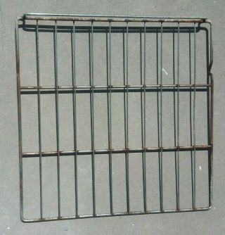 Vintage Stove Parts Chambers Model Gas Range Oven Shelf Rack
