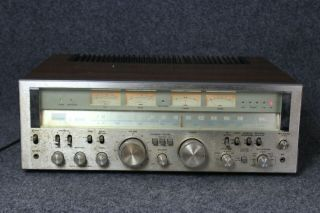 Sansui G - 8000 Stereo Receiver -