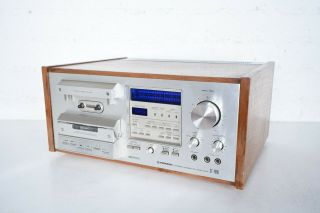 Serviced Vintage Pioneer Ct - F950 Cassette Deck A1 Tape Player
