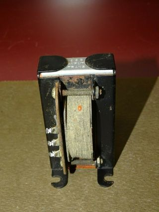 Western Electric Type 218b Input Transformer,  For Tube Amplifier