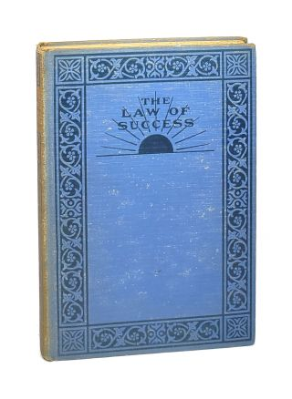 Napoleon Hill / The Law Of Success In Sixteen Lessons Volume Ii 1st Edition 1928