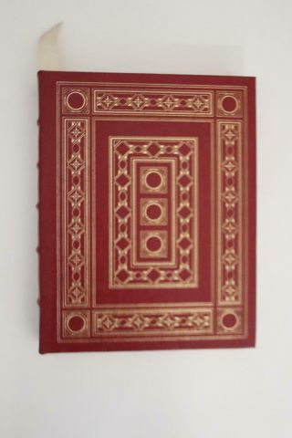 The Great Gatsby F.  Scott Fitzgerald Illus Meyer Easton Press 1st Leather 1991