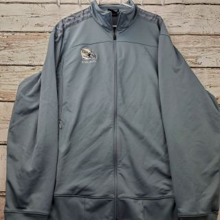 Adidas Clima365 Embroidered Ucf University Of Central Florida Knights Jacket 2xl