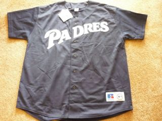 San Diego Padres Game Jersey - Never Worn W/tags - Size L