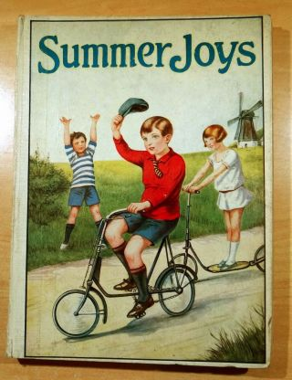 Summer Joys Antique Child