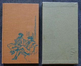 A Portrait Of The Artist As A Young Man By James Joyce.  Hb/sc.  Folio Soc.  1965